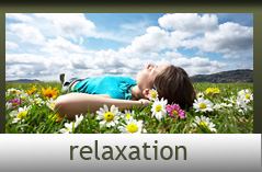 deep relaxation with hypnotherapy, Derby